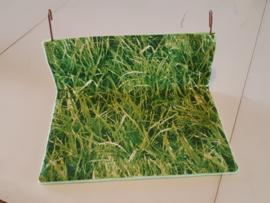 Hangmathoes katoen gras