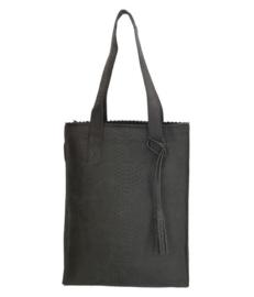 Hide & Stitches Shopper Waco 15,6 inch Zwart