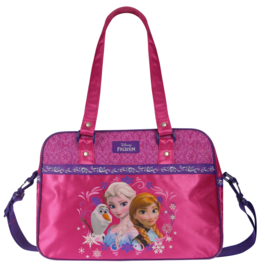 Frozen Disney schoudertas Warm Hugs Roze