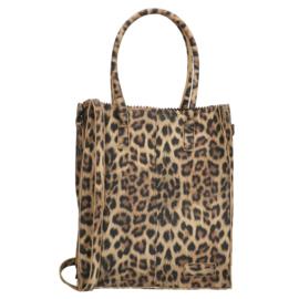 Zebra Trends Shopper Rosa Luipaard
