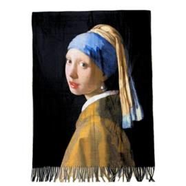 """Sjaal Johannes Vermeer """"Meisje met de Parel"""""""