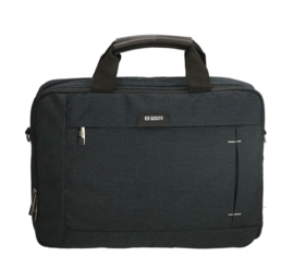 Enrico Benetti Laptoptas Sydney 15.4 inch Zwart