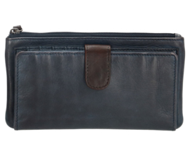 Micmacbags Portemonnee Highland Park Blauw