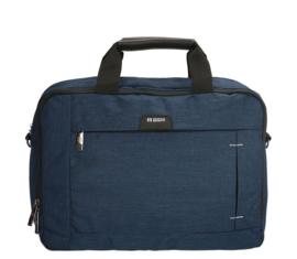 Enrico Benetti Laptoptas Sydney 15.4 inch Blauw