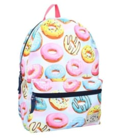 Milky Kiss Rugzak Young, Wild & Free Donuts
