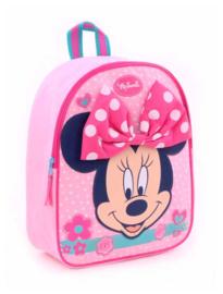 Disney Minnie Mouse Rugzakje Roze