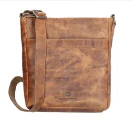 MicMac Bags Schoudertas Colorado Zand