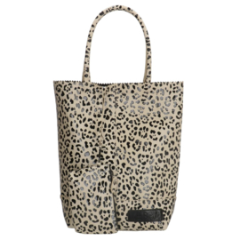 Zebra Trends Natural Bag Kartel Spot Lak Creme