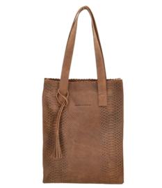 Hide & Stitches Shopper Waco 15,6 inch Bruin