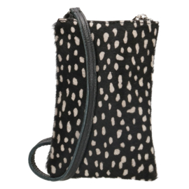 Charm London Telefoontasje Elisa Baby Cheetah print