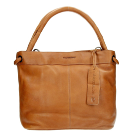MicMacBags Buideltas Tennessee Cognac