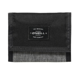 O'Neill Wallet Portemonnee Grijs-Zwart