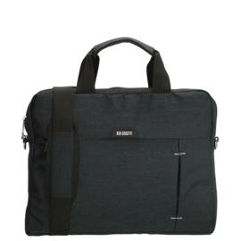 Enrico Benetti Laptoptas Sydney 15 inch Zwart