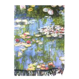"""Sjaal Claude Monet """"Waterlelies"""""""