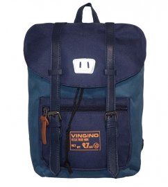 Vingino Rugzak Vinno Bag Blue Ash