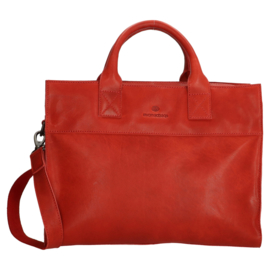 Micmacbags Luiertas Golden Gate Rood