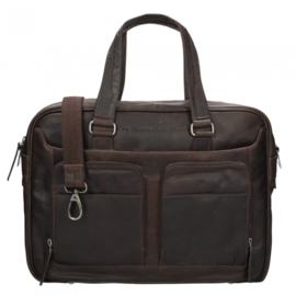 Chesterfield Business tas Samual Bruin