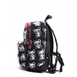 Pick & Pack Rugzak Panda S Zwart