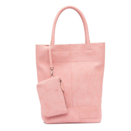 Zebra Trends Natural Bag Kartel Roze