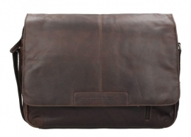 Chesterfield Laptopbag Richard Wax Pull Up Brown