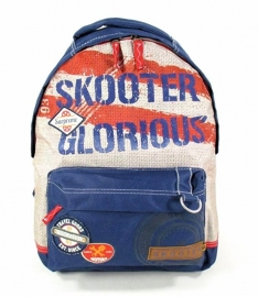 Skooter Rugzak Glorious Navy