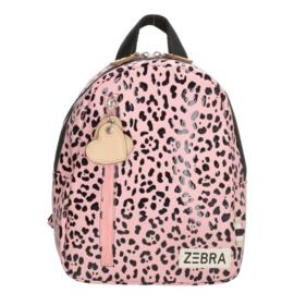 Zebra Trends Rugzak Pink Spot Roze Panter