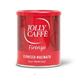 Jolly caffè gemalen espresso koffie 250 gram