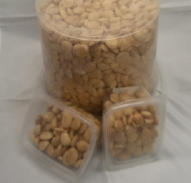 Amandelen gebrand en gezouten 135 gram