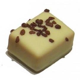 Witte bonbon marula-macchiato