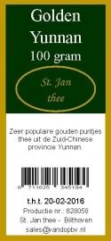 China golden yunnan 100 gram
