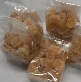 Gesuikerde gember 200 gram