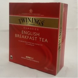 English breakfast 100 zakjes
