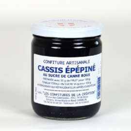 Cassis zonder pitjes