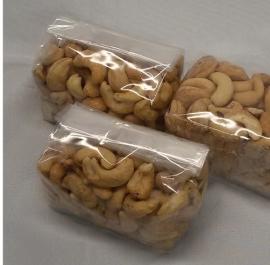 Cashewnoten gebrand en gezouten 150 gram