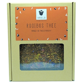 Rooibos mango-passievrucht thee