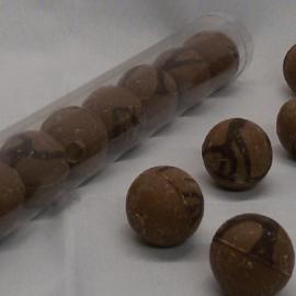 Chocolade Bikkels butterscotsch à 10 stuks (koker 25 cm)