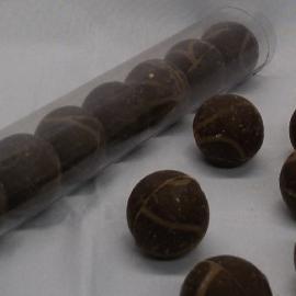 Chocolade Bikkels knorrige kofiie koker 25 cm.