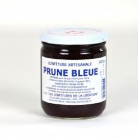 Blauwe pruimen