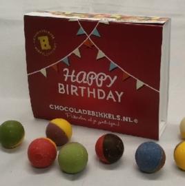 Kadodoosje happy birthday