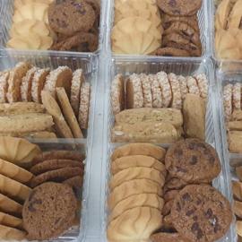 RB koekjes assorti 250 gram