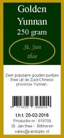 China golden yunnan 250 gram