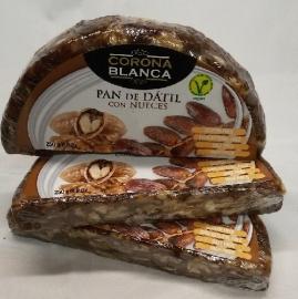 Dadels en walnotenbrood 250 gram