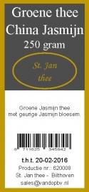 China groene Jasmijn 250 gram