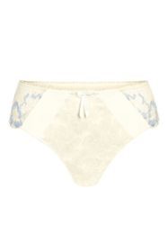 Slip Amoena Arya offwhite/light blue
