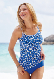 Anita prothesetankini Top Alassio french blue