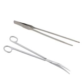 Aquascaping tools 2-delig