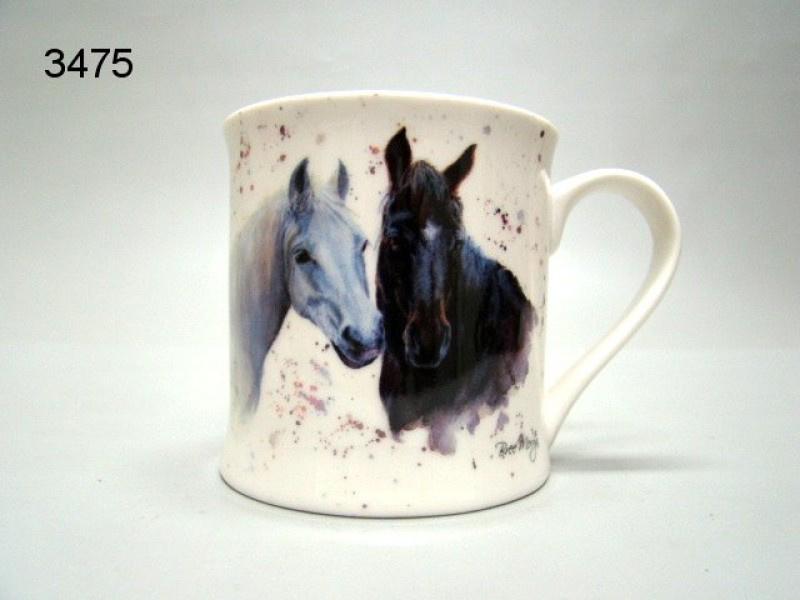 Mok Paarden  van Bree Merryn