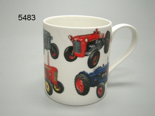 Tractor mok 'Oldtimers'