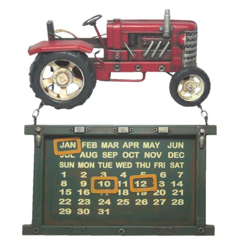 Tractor kalender