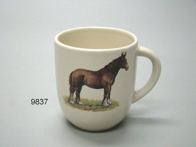 Paarden mok   senseo